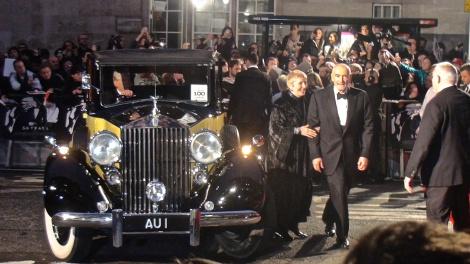 Rolls Royce Phantom from Goldfinger